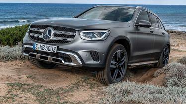 Mercedes-Benz GLC 2019 Facelift 3