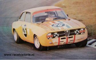 Alfa Romeo Antoine Hezemans