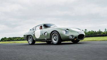 1963 Aston Martin DP215 Grand Touring Competition Prototype 1