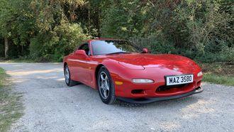 Mazda sportauto's RX-7 FD