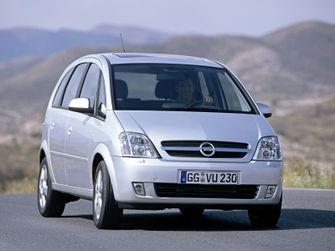Opel Meriva - Autovisie.nl