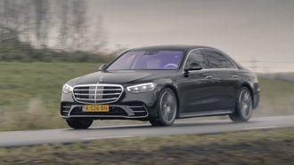 Mercedes-Benz S-klasse Sedan