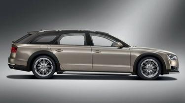 Audi A8 Avant Castagna Milano Foto 3