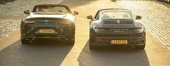 Lexus versus Porsche