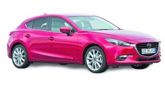 Mazda 3 (2013 – 2019)