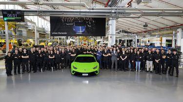 503755 10.000 Lamborghini Huracan