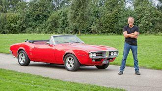 Pontiac Firebird Convertible 1967 - Uw Garage Archief - Autovisie.nl
