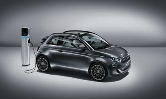 New Fiat 500E