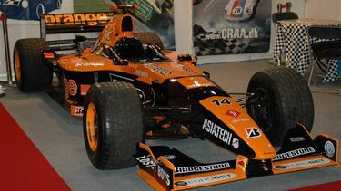 Arrows A21 - Jos Verstappen - RaceCarsDirect.com - Autovisie.nl