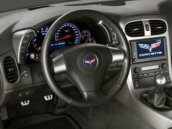 Corvette Z06 Interieur