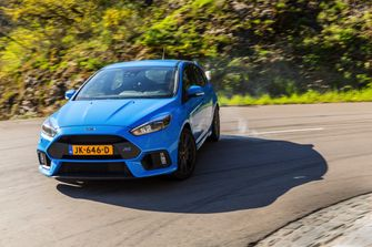 Ford Focus RS Drift - Autovisie.nl