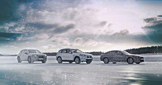 BMW i-family