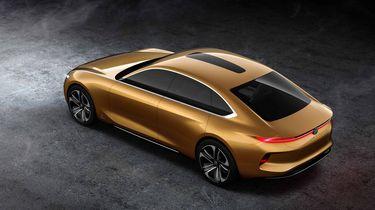 Pininfarina H500 Concept