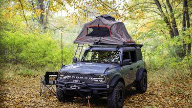 Ford Bronco Overlander