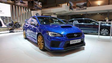 Subaru WRX STI - Autovisie.nl