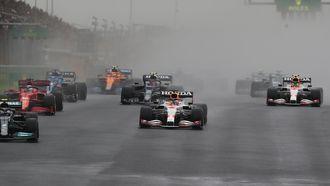 Max Verstappen GP Turkije 2021