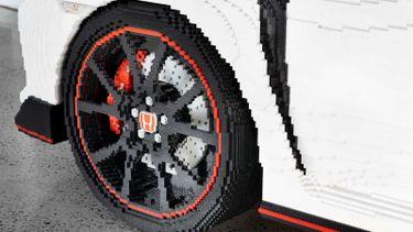 Honda Civic Type R Lego 3