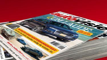 Sneak preview Autovisie magazine nummer 22 - 2016