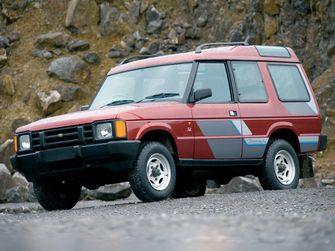 Land Rover Discovery I klassiekers restaureren