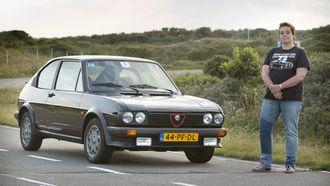 Alfa Romeo Alfasud - Autovisie.nl