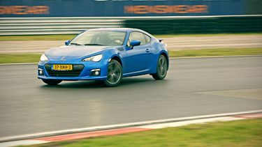 Throwback Thursday - Peter Hilhorst - Subaru BRZ - Autovisie.nl