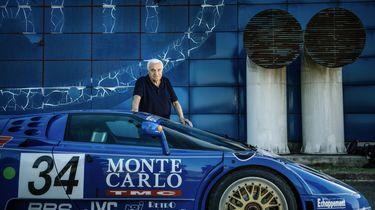 Artioli en de 1994 Bugatti EB110