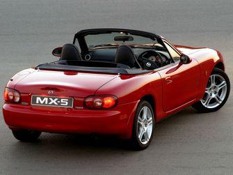 Mazda MX-5 NB cabrio