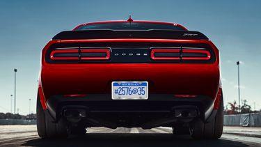 Dodge Challenger Demon - Autovisie.nl