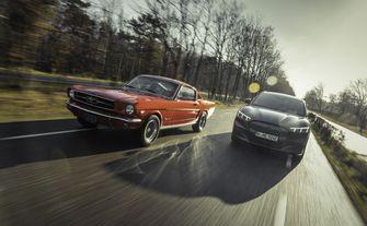 Mustang Mach E 2