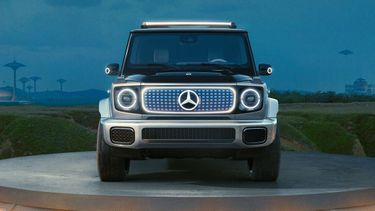 Mercedes-Ben Concept EQ