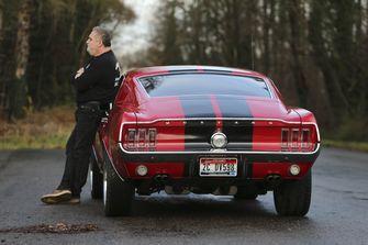 Ford Mustang Adelbert Engler