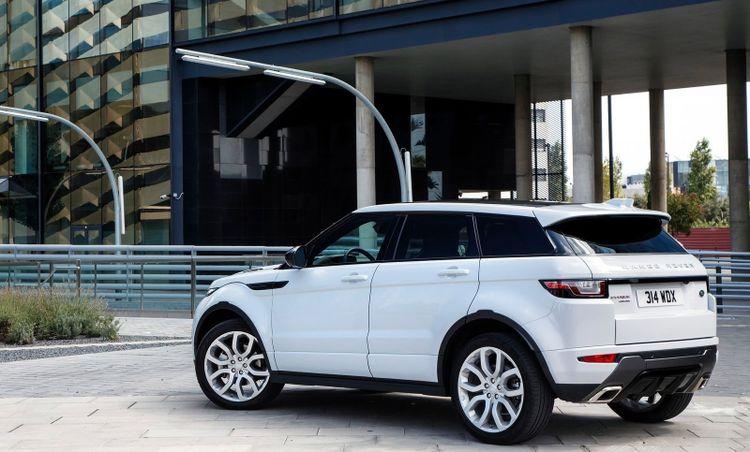 Range Rover Evoque 5-deurs