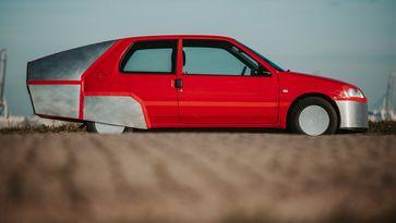 Peugeot 106 Ecotuning