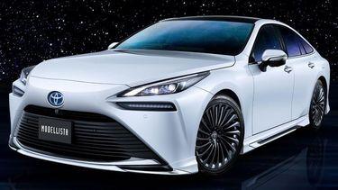 Toyota Mirai Modellista