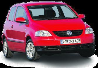 Volkswagen Fox (2005 - 2011)