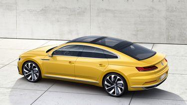Volkswagen Arteon - Computerillustratie Schulte Design