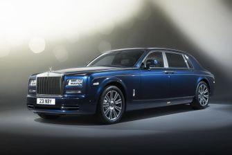 Rolls Royce Phantom db