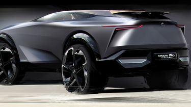 Nissan IMQ Concept Crossover 1