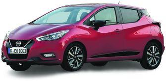 Nissan Micra (2017 - heden)