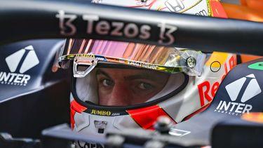 Max Verstappen Monaco 2021