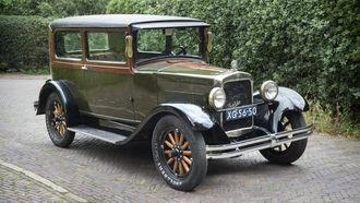 Erskine Six Sedan