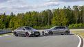 Mercedes-AMG A 45 en Mercedes-AMG CLA 45