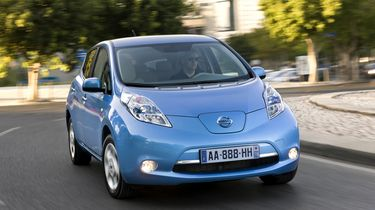 tweedehands Nissan Leaf