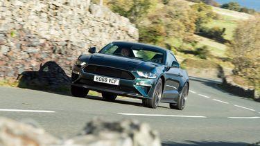 Ford Mustang Bullitt Duik in de prijslijst Foto 11