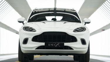 Aston Martin Wales, DBX