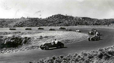 circuit van zandvoort tarzanbocht 1948