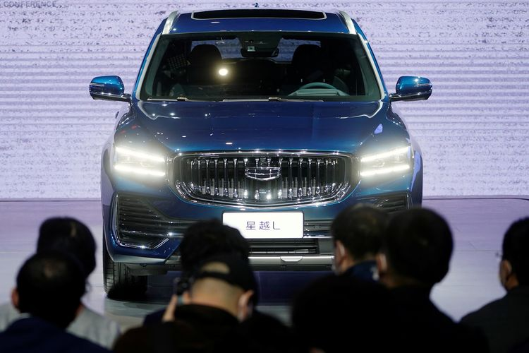 Geely Xingyue L SUV
