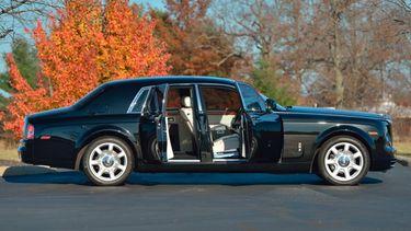 Rolls-Royce Phantom Trump