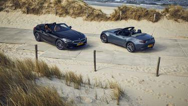 BMW Z4 vs. Mazda MX-5