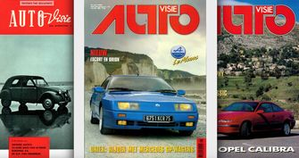covermodel Alpine Le Mans